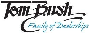 tom bush REAL logo